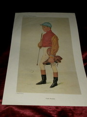 Horses and Jockeys on fine art prints