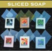 SLICED SOAP LEAFS 8 FRAGRANCES